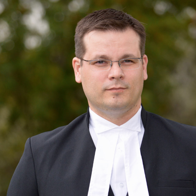 Greg Gordon - criminal defence lawyer